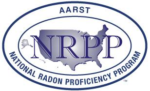 National Radon Proficiency Program Logo